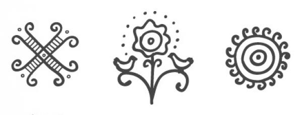 pvP1g Символіка з писанок для логотипів